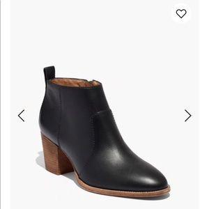 Madewell Brenner Boot